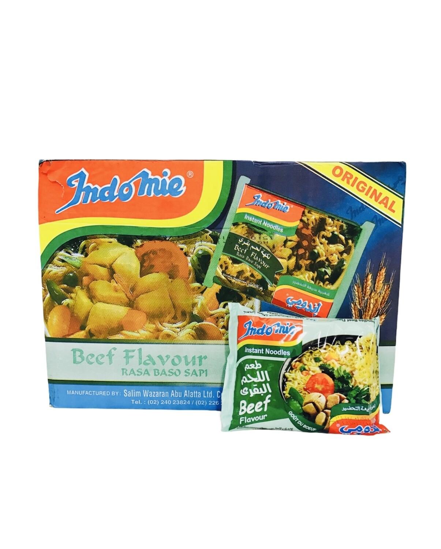 Andomi Beef Noodle 40/Case