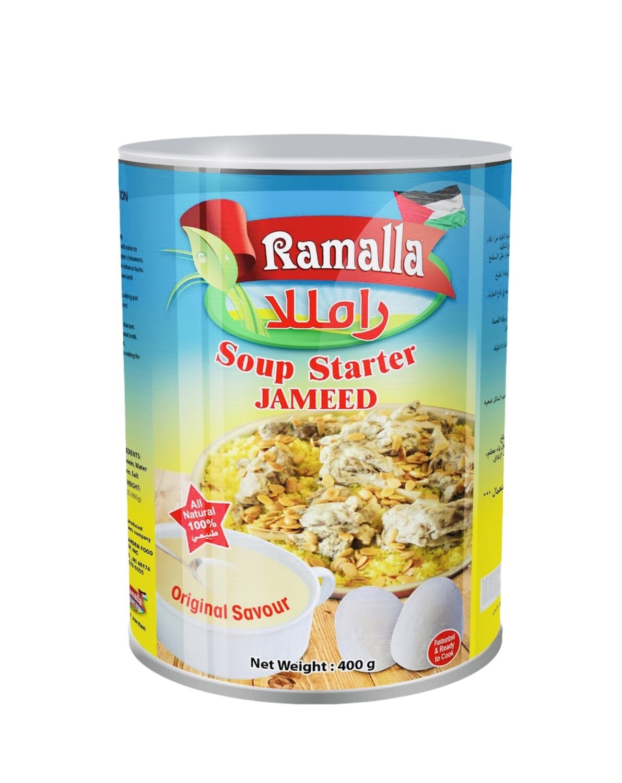Ramalla Soup Starter Jameed