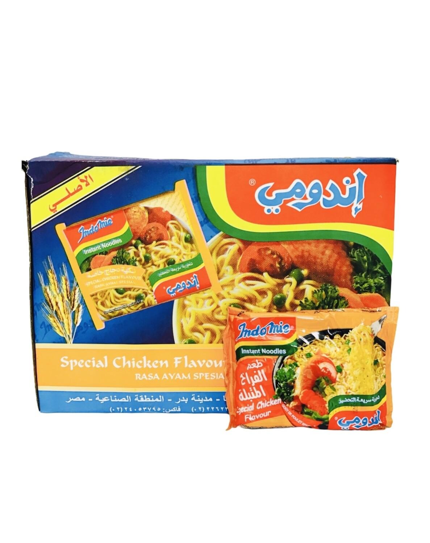 Andomi Chicken Special Noodles 40/Case