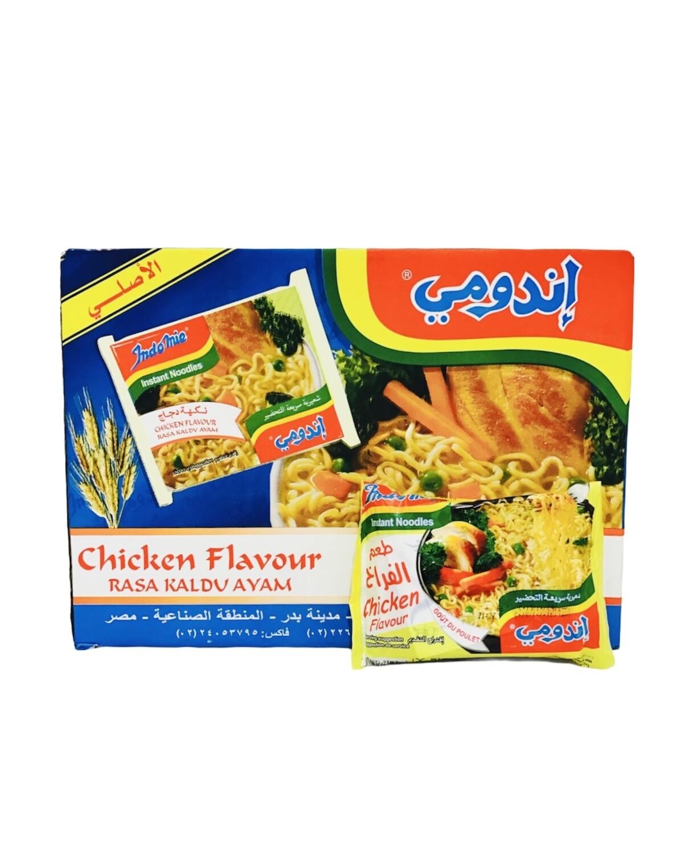 Andomi Chicken Flavor Noodles 40/Case