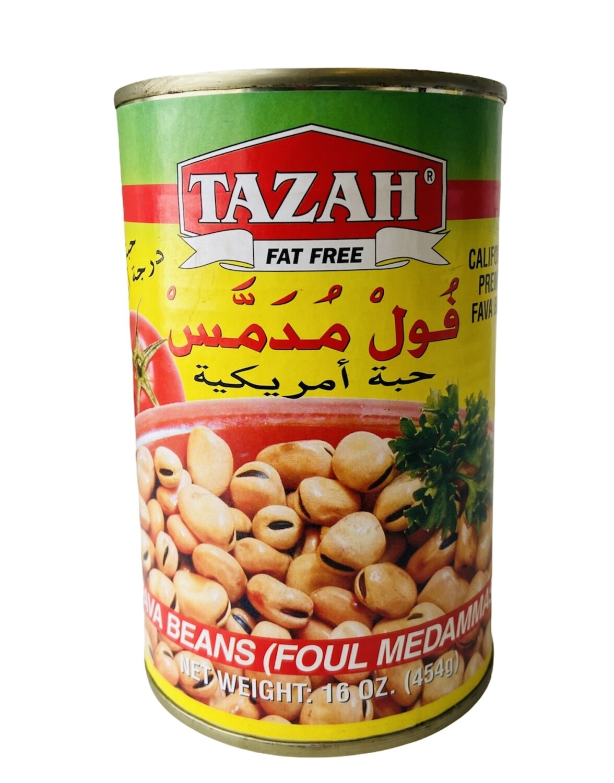 Tazah Foul Medammas 24x16oz