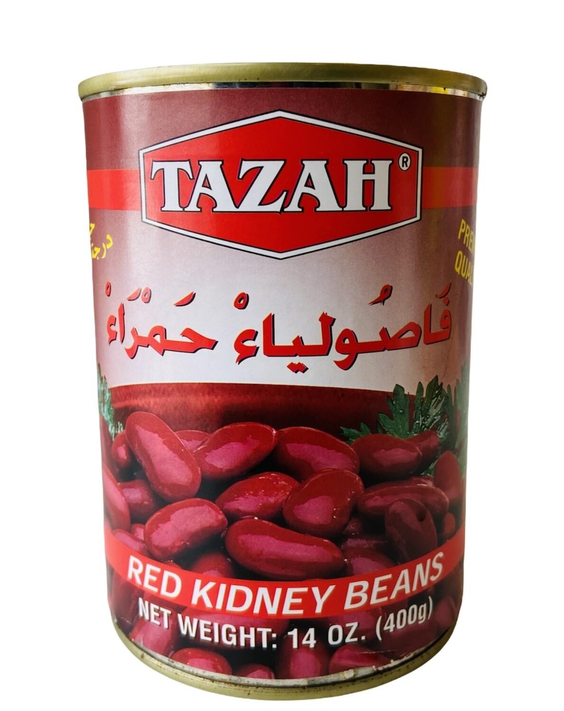 Tazah Red Kidney Beans 24x16oz