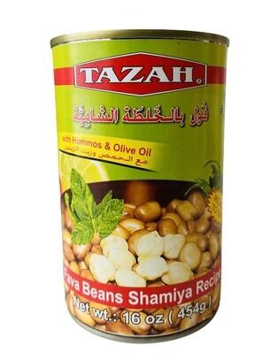 Tazah Fava Beans Shamiya Recipe 24x16oz