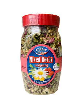 Cedar Garden Mixed Herbs 12x100g