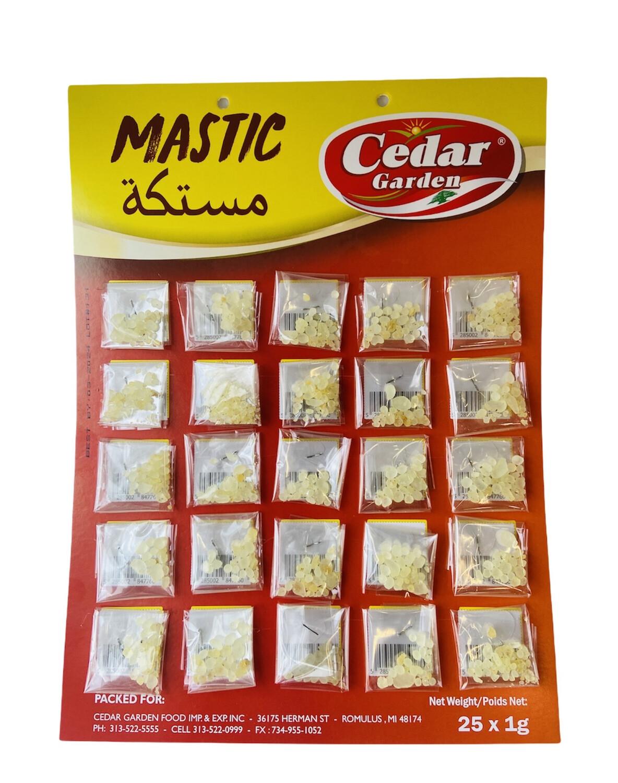Cedar Garden Mastic