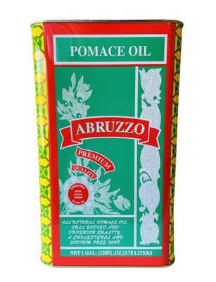 Abruzzo Pomace Oil
