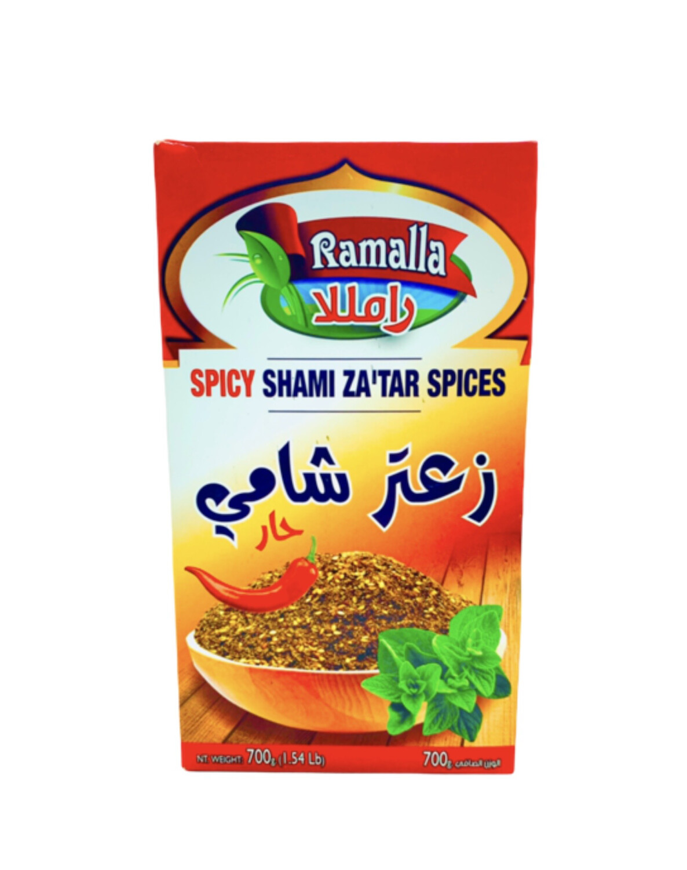 Ramalla Spicy Shami Za'atar