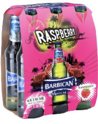 Barbican Raspberry Mult