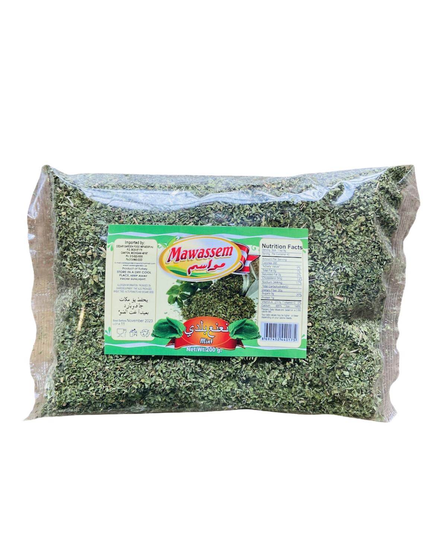Mawassem Dry Mint 24x200g