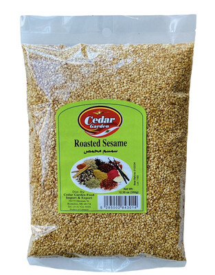 Cedar Garden Roasted Sesame Seeds