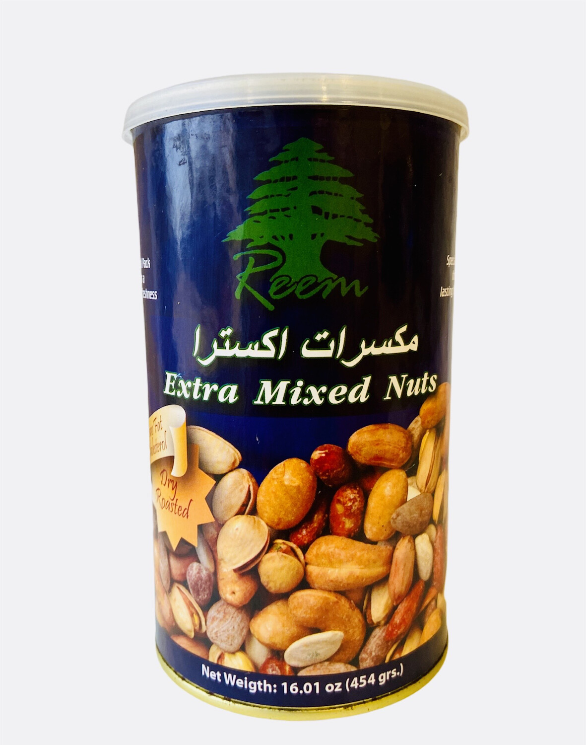 Reem Extra Mix Nuts 454g