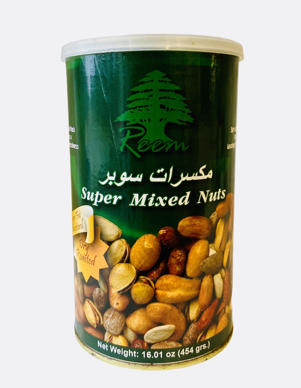 Reem Super Extra Mix Nuts 12x454g