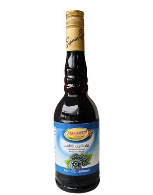 Mawassem Mulberry Syrup 12x600ml