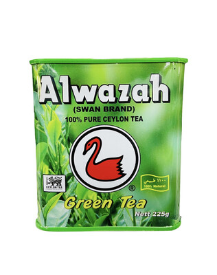 Alwazah Green Tea Loose