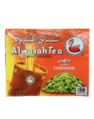 Alwazah Tea Bag With Cardamom