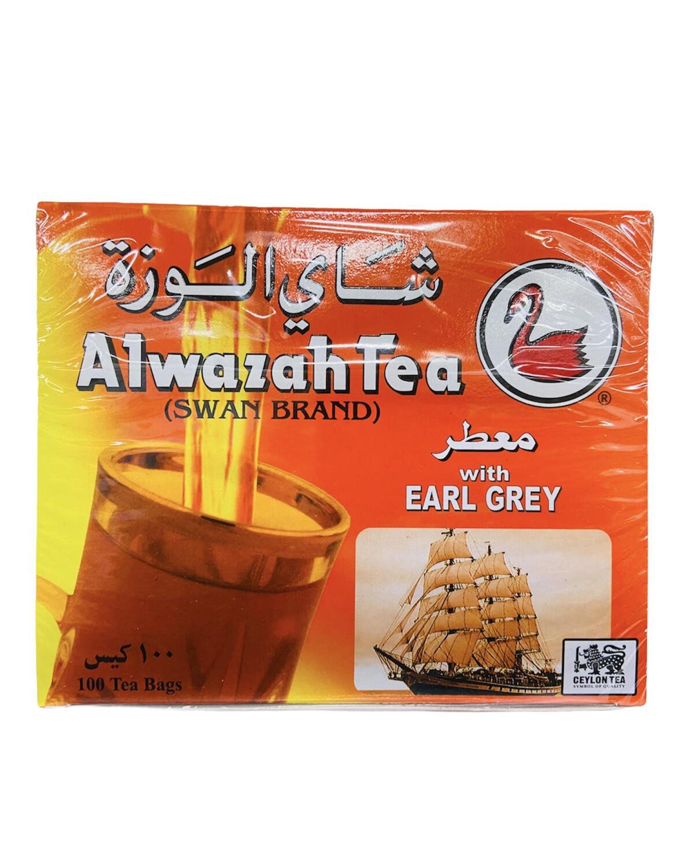 Alwazah Tea Bag With Earl Grey