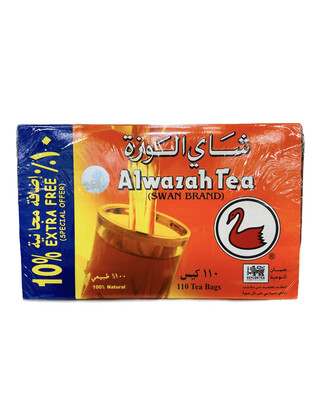 Alwazah Tea Bag 36x110Tb