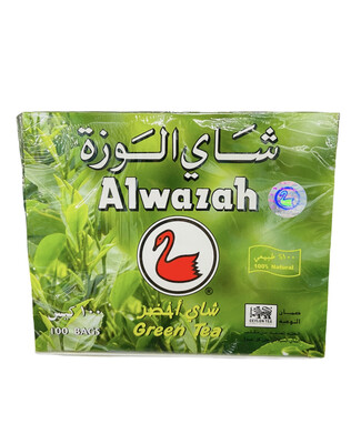 Alwazah Green Tea Bag