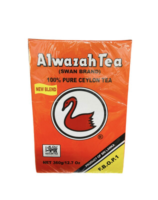 Alwazah Tea Loose 20x360g