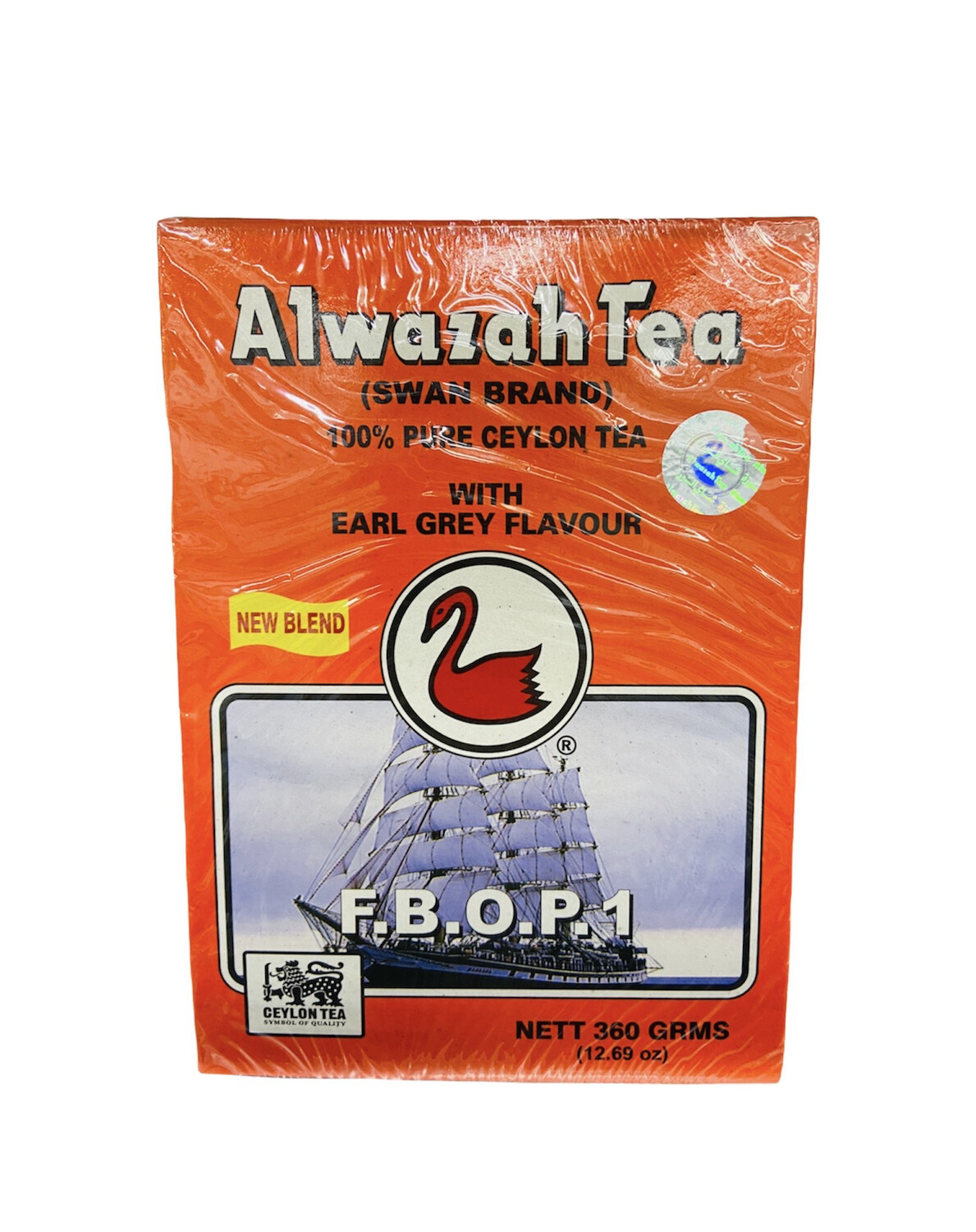 Alwazah Earl Grey Loose