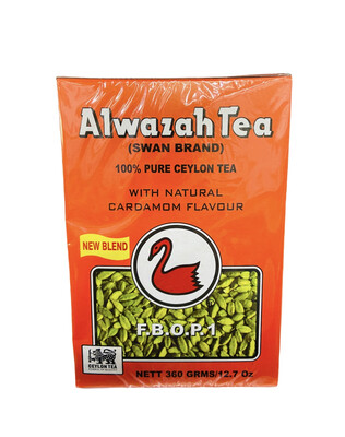 Alwazah Tea Loose With Cardamom