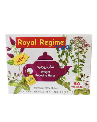 Royal Regime Tea 100gx50Tb