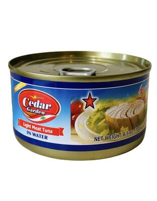 Cedar Garden Tuna With Water 48x6.5oz