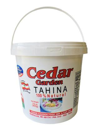 Cedar Garden Tahini 4x8lb