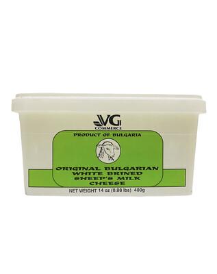 VG Commerce Original Bulgarian White Brined Sheep's Cheese 14oz