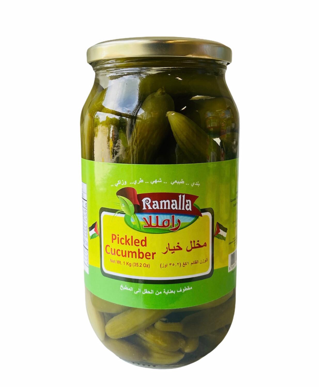 Ramalla Pickled Cucumbers 12x1KG