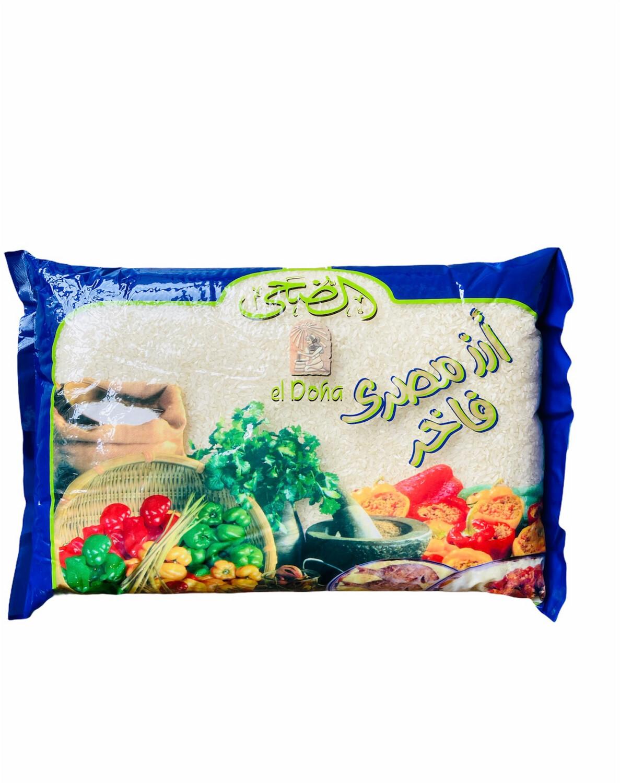 El Doha Egyptian Rice 4x10lb