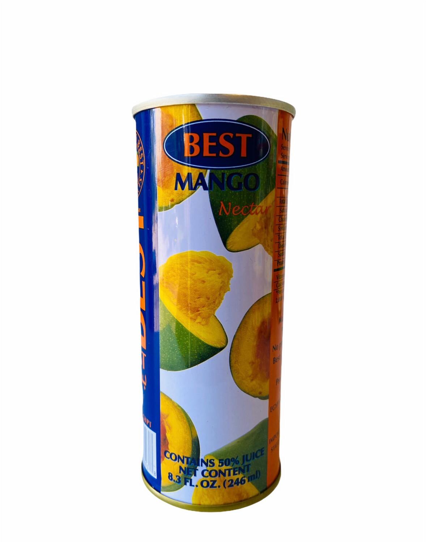 Best Mango Juice 24x246ml