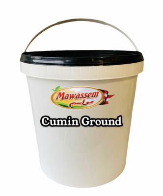 Mawassem 5lb Cumin Ground