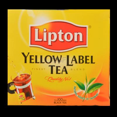 lipton tea bag 18 X 100 count