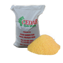 CEDAR GARDEN YELLOW  BULGUR #3 CORSE BULK BAG