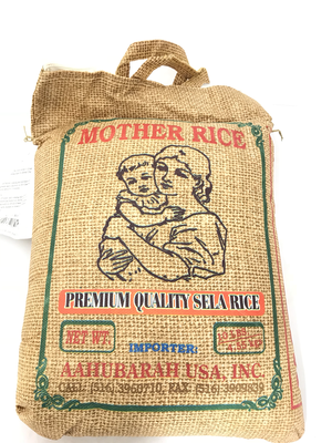 Mother basmati rice 4x10 Lb
