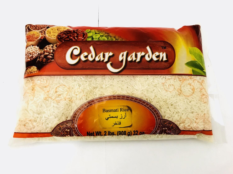 Cedar garden basmati rice 12 x2lb