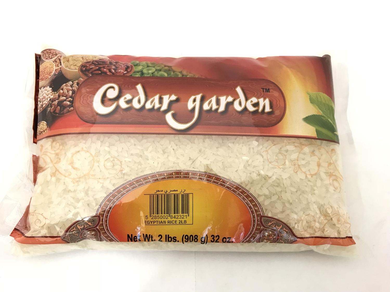 Cedar garden Egyptian rice style  12x2 Lb