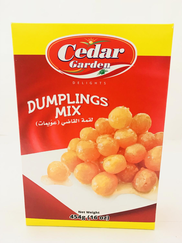 cedar Garden dumpling 12x500g