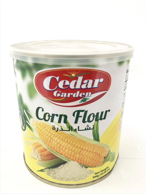cedar Garden corn flour starch 12x350g