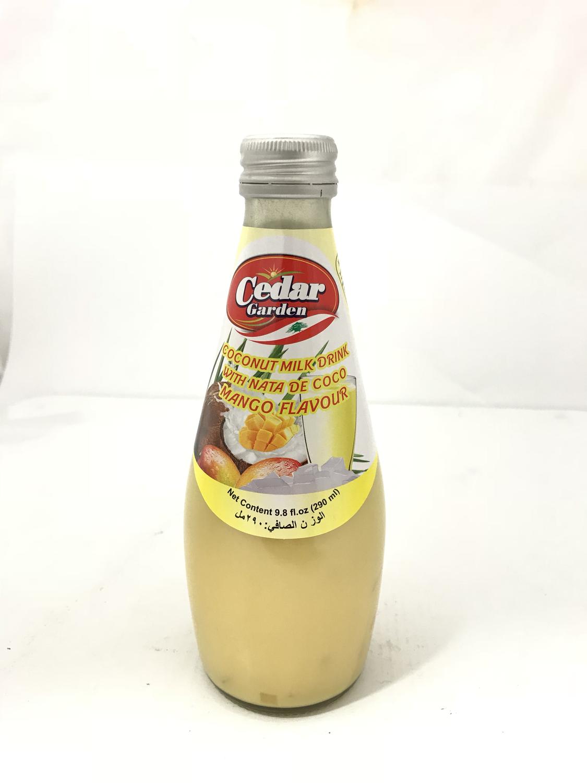 Cedar garden coconut milk with mango 24x290ml