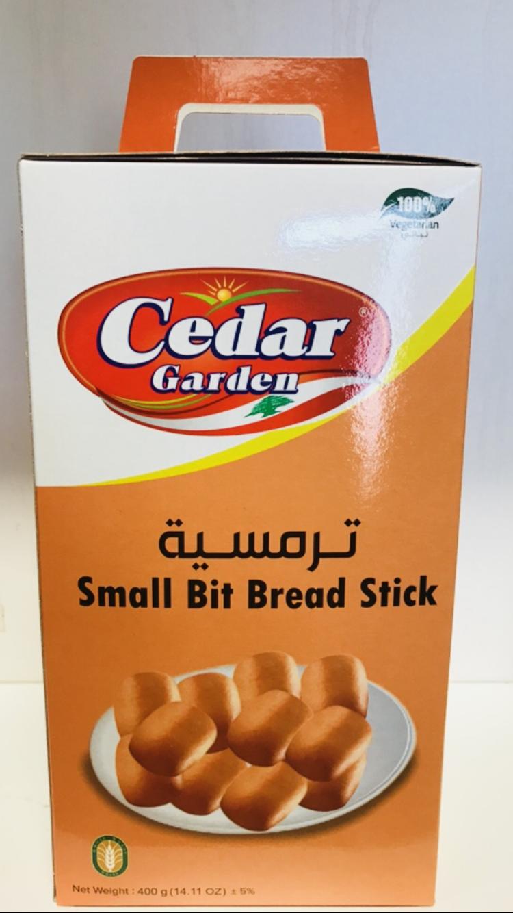 Cedar garden small bit bread stick termosyeh