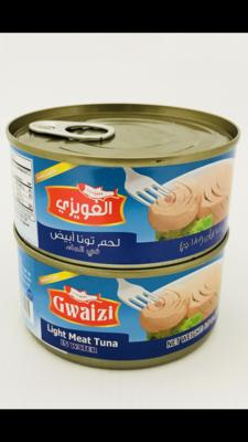 Gwaizi tuna with water 48x185 g