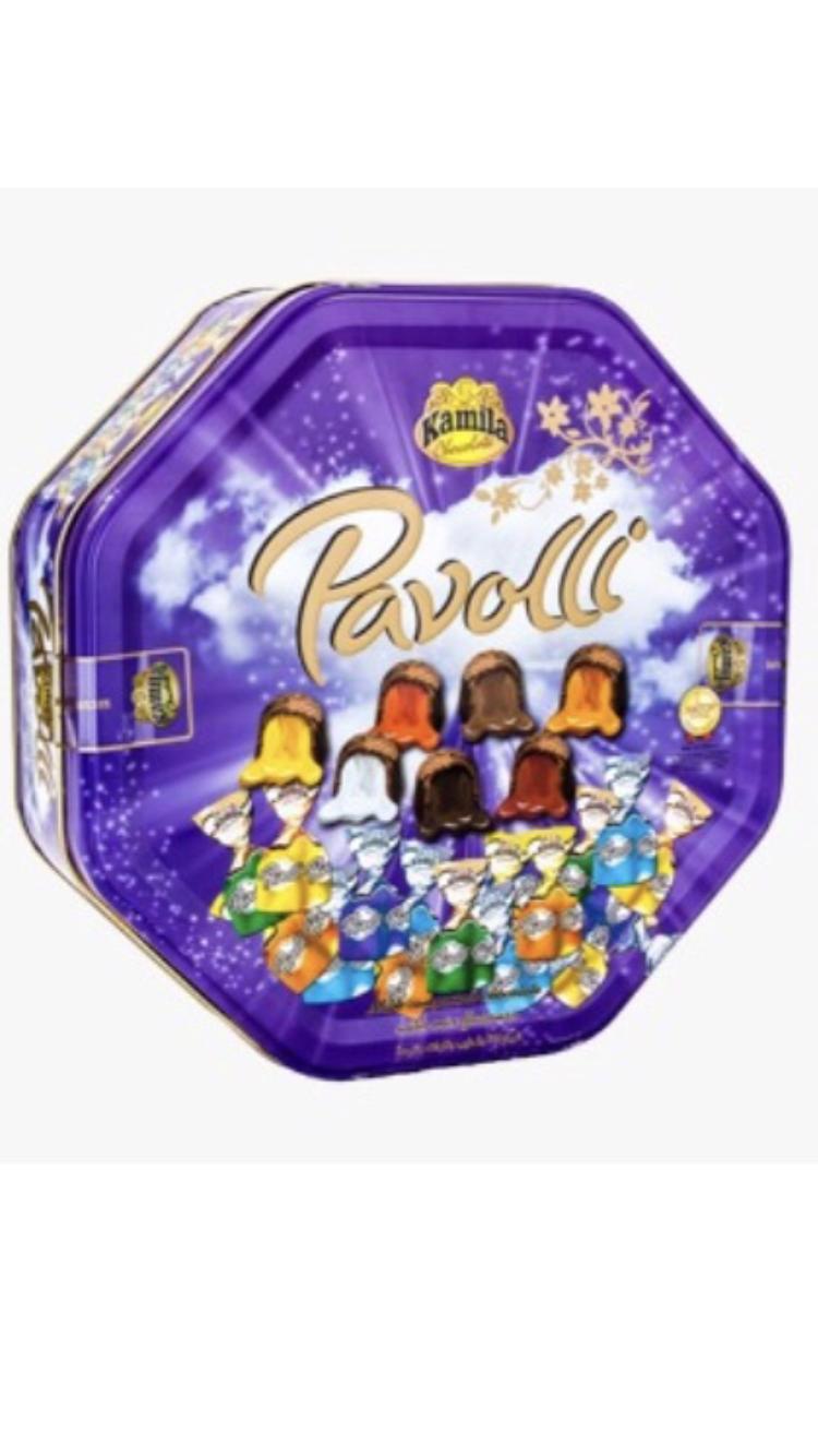 Kamila pavolli Chocolate 12/case