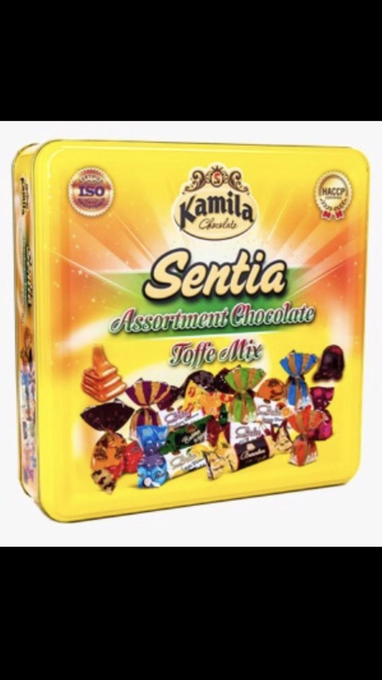 Kamila sentia chocolate 12/case