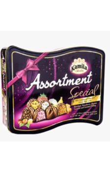 Kamila assortment chocolate 12/case