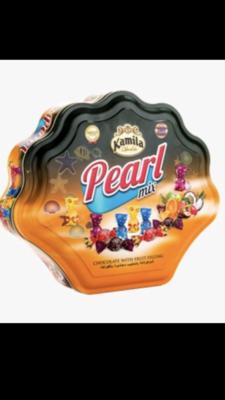 Kamila pearl chocolate 12/case