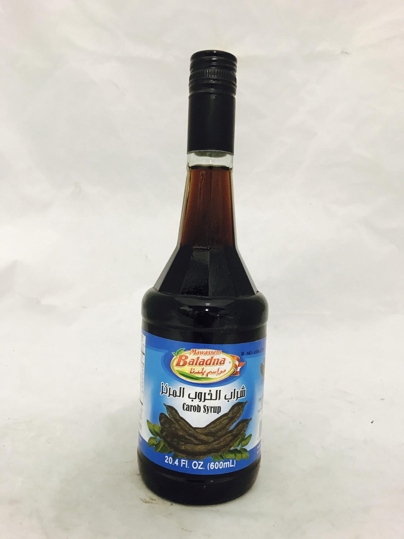 Mawassem carob syrup 12x600 ml