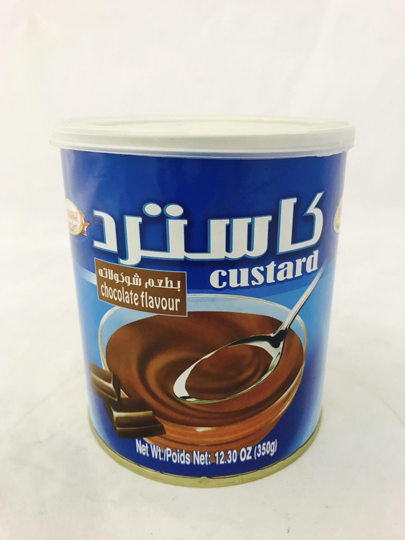 Mawassem custard chocolate 12x350 g