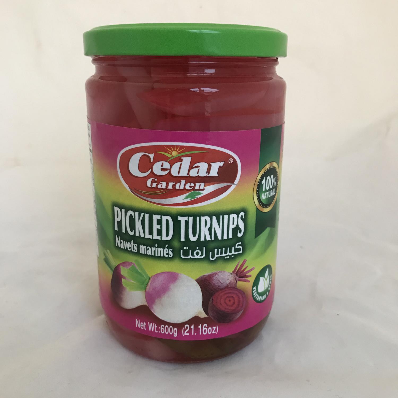 Cedar garden turnip 12x660 g
